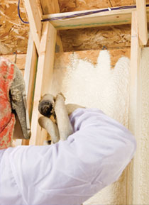Knoxville Spray Foam Insulation Services and Benefits