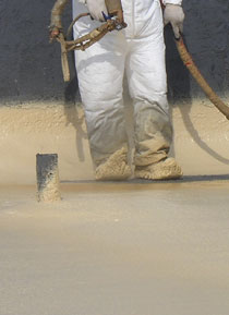 Knoxville Spray Foam Roofing Systems
